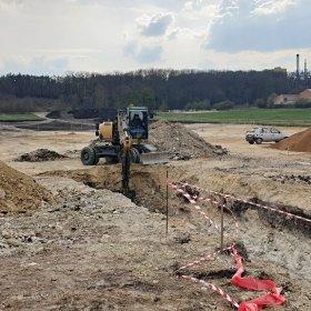 výstavba hlavního kanalizačního rádu 05/04/2019